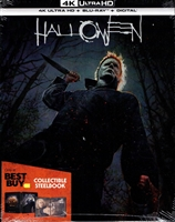 Halloween 4K SteelBook (2018)(BD + Digital Copy)(Exclusive)