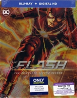 The Flash: Season 2 SteelBook (BD + Digital Copy)(Exclusive)