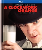 A Clockwork Orange: 40th Anniversary Edition (BD +  Digital Copy)(DigiBook)
