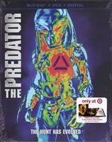 The Predator w/ Booklet (BD/DVD + Digital Copy)(Exclusive)