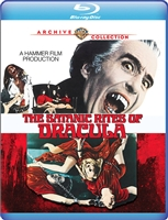 The Satanic Rites of Dracula: Warner Archive Collection