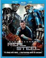 Real Steel (BD/DVD)(Slip)