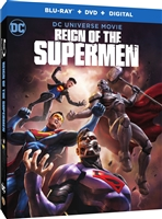 Reign of the Superman (BD/DVD + Digital Copy)