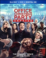 Office Christmas Party: Unrated (BD/DVD + Digital Copy)