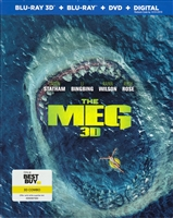 The Meg 3D (BD/DVD + Digital Copy)