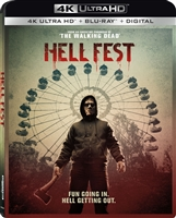 Hellfest 4K (BD + Digital Copy)