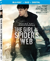 The Girl in the Spider's Web (BD/DVD + Digital Copy)