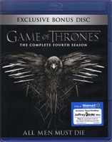 Game of Thrones: Season 4 Walmart Bonus Disc (Exclusive)
