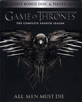 Game of Thrones: Season 4 Photo Book & Target Bonus Disc (Exclusive)