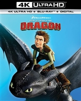 How to Train Your Dragon 4K (BD + Digital Copy)