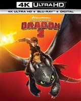 How to Train Your Dragon 2 4K (BD + Digital Copy)