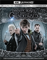 Fantastic Beasts: The Crimes of Grindelwald 4K (BD + Digital Copy)