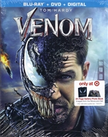 Venom w/ Booklet (2018)(BD/DVD + Digital Copy)(Exclusive)