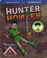 Hunter X Hunter: Set 1 SteelBook (Exclusive)