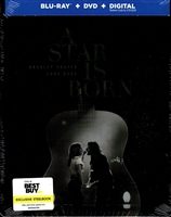 A Star is Born SteelBook (2018)(BD/DVD + Digital Copy)(Exclusive)