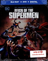 Reign of the Superman SteelBook (BD/DVD + Digital Copy)(Exclusive)
