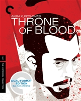 Throne of Blood: Criterion Collection (BD/DVD)