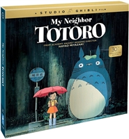 My Neighbor Totoro: Studio Ghibli - 30th Anniversary Edition DigiBook (BD/CD)