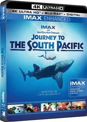 Journey to the South Pacific 4K (BD + Digital Copy)