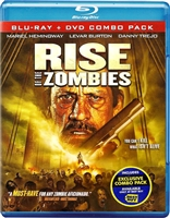 Rise of the Zombies (BD/DVD)(Exclusive)