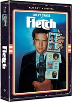Fletch: VHS Artwork (BD + Digital Copy)(Exclusive)
