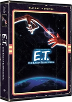 E.T. - The Extra-Terrestrial: VHS Artwork (ET)(BD + Digital Copy)(Exclusive)