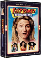 Fast Times at Ridgemont High: VHS Artwork (BD + Digital Copy)(Exclusive)
