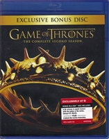Game of Thrones: Season 2 Behind the Scenes Bonus Disc