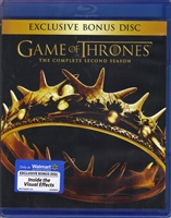 Game of Thrones: Season 2 Visual Effects Bonus Disc