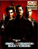 Inglourious Basterds Double Lenticular SteelBook (Hong Kong)