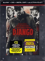 Django: Unchained w/ Bonus Disc (DigiPack)(BD/DVD + Digital Copy)(Exclusive)