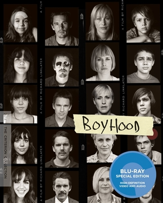 Boyhood: Criterion Collection