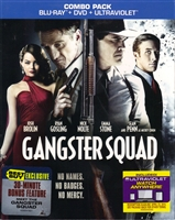 Gangster Squad w/ Extra Content (BD/DVD + Digital Copy)(Exclusive)