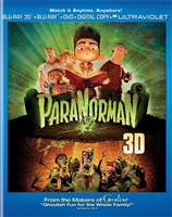 Paranorman 3D (BD/DVD + Digital Copy)