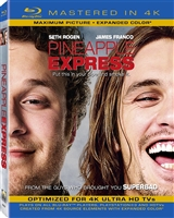 Pineapple Express (Mastered in 4K)(BD + Digital Copy)