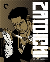 Zatoichi: The Blind Swordsman: Criterion Collection (DigiBook)