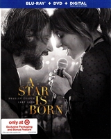 A Star is Born w/ Bonus Content & Packaging (2018)(BD/DVD + Digital Copy)