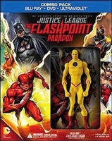 Justice League: The Flashpoint Paradox w/ Figurine (BD/DVD/Digital Copy)(Exclusive)