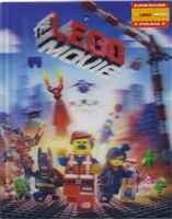 The Lego Movie Lenticular SteelBook (China)(Blufans #24)