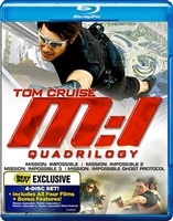 Mission: Impossible Quadrilogy (Exclusive)