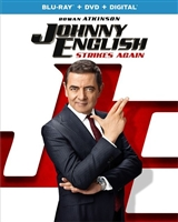 Johnny English Strikes Again (BD/DVD + Digital Copy)