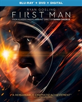 First Man (BD/DVD + Digital Copy)