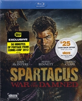 Spartacus: War of the Damned - Season 3 w/ Bonus Disc (Exclusive)