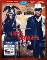 The Lone Ranger w/ Digital Soundtrack (BD/DVD + Digital Copy)(Exclusive)