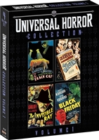 The Boris Karloff / Bela Lugosi Collection: The Black Cat / The Raven / The Invisible Ray / Black Friday