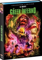 The Green Inferno: Collector's Edition (BD/CD)