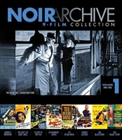Noir Archive: Volume 1 - 1944-1954