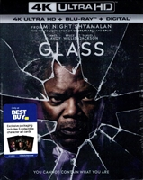 Glass 4K w/ Art Cards (BD + Digital Copy)(Exclusive)