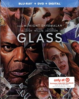 Glass SteelBook (BD/DVD + Digital Copy)(Exclusive)