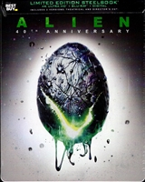 Alien 4K: 40th Anniversary Edition SteelBook (BD + Digital Copy)(Exclusive)